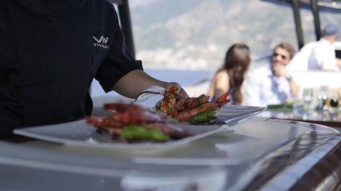 Delicious freshly prepared meals catered to your wishes and tastes