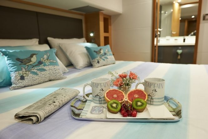 Deluxe accommodation and excellent service