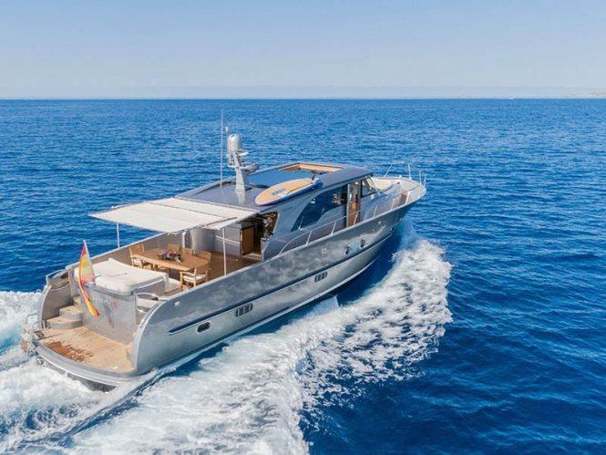 Motor yacht DHAMMA