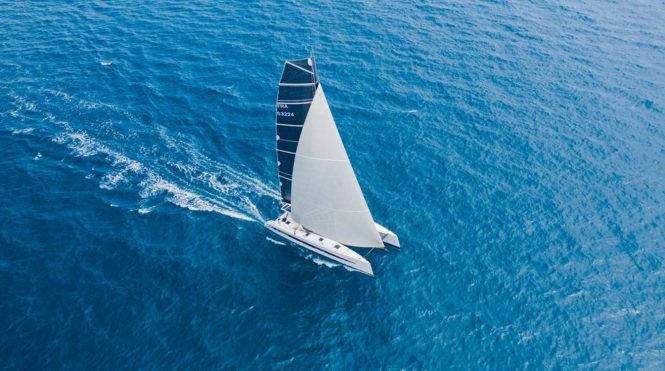 Sailing yacht GIVE ME FIVE