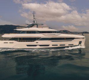 CCN of Baglietto Group delivers 37m motor yacht RUN AWAY