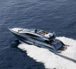 31m motor yacht FIFTYFIVE offering discounted rate in the Western Mediterranean