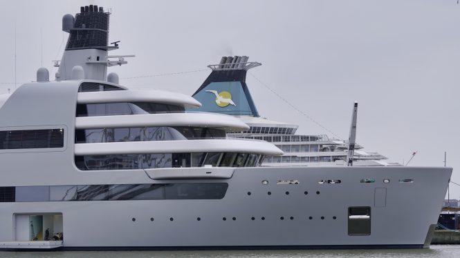 motor yacht SOLARIS © DrDuu
