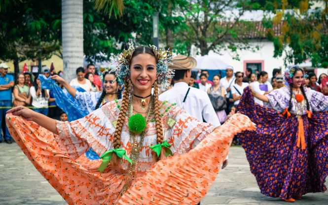 Dance and Culture in Costa Rica © prohispano