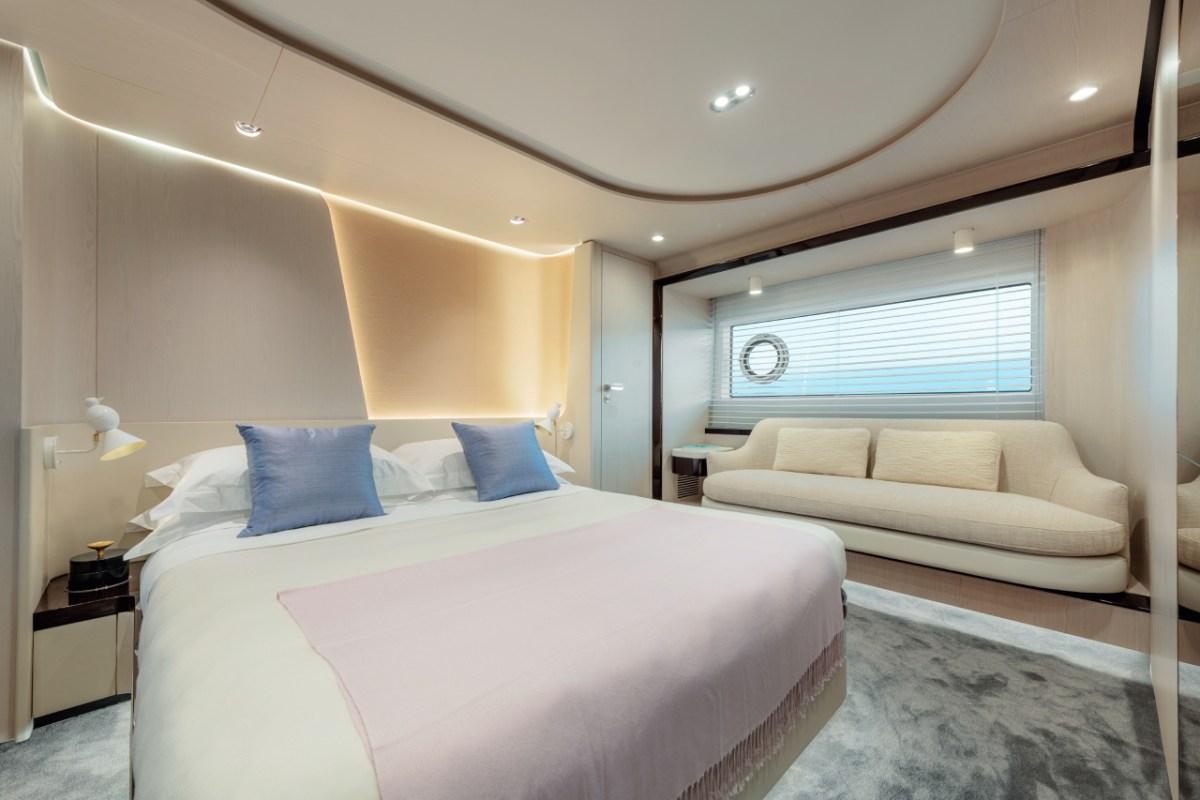 Elegant and spacious accommodation