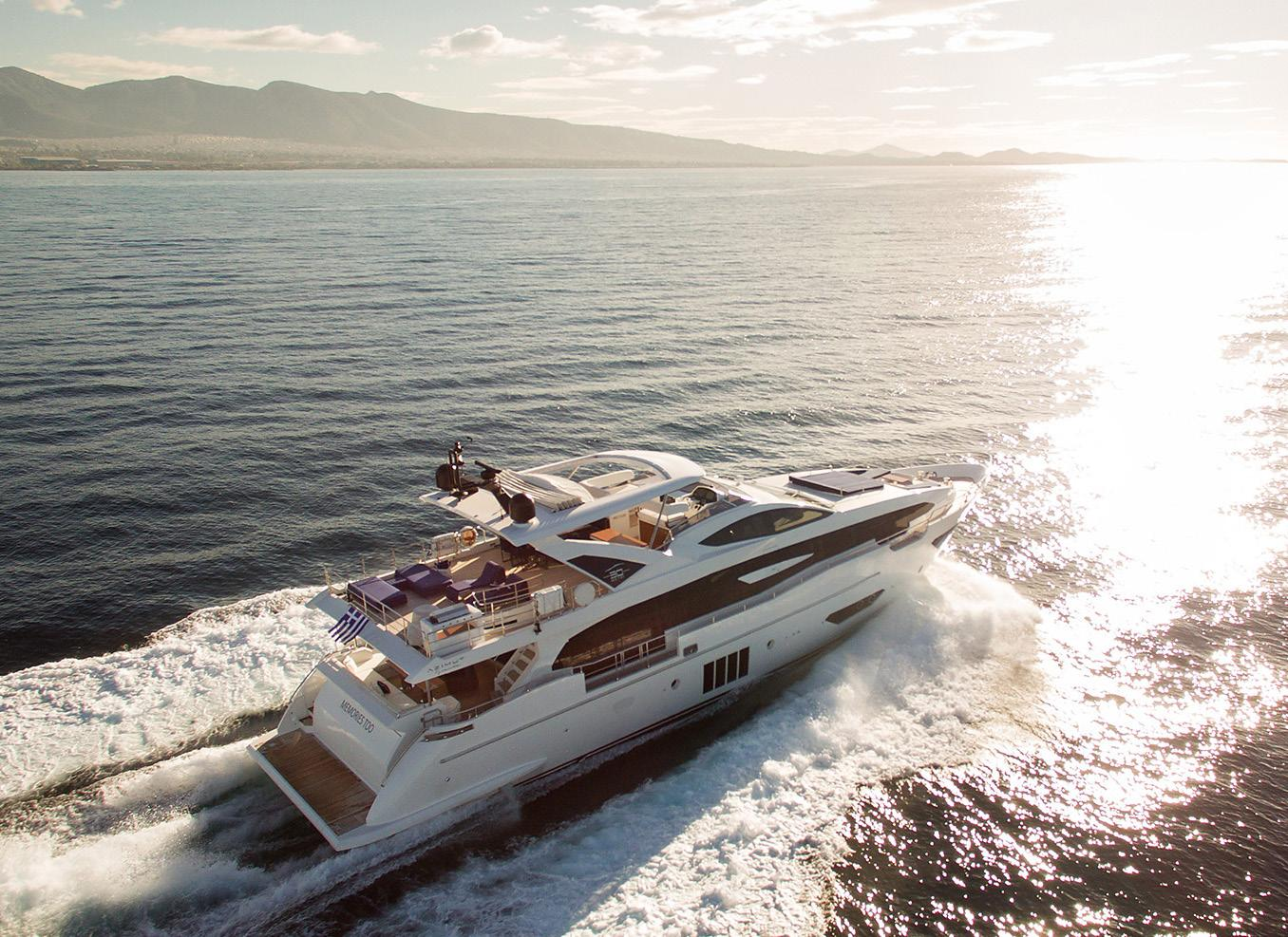 Memories Too yacht available for charter in Greece