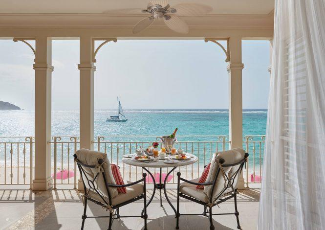 Ocean View Suite © Mandarin Oriental Canouan