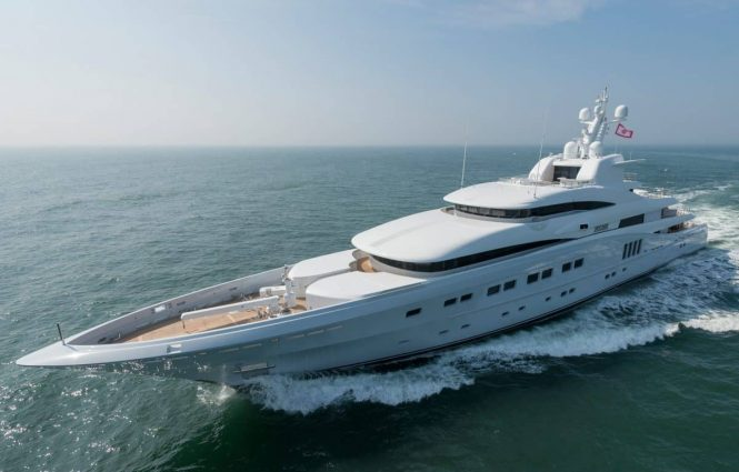 SECRET superyacht © Abeking and Rasmussen