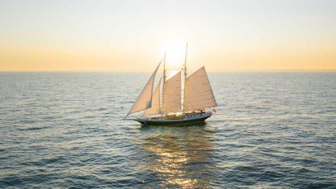 Sailing yacht BORKUMRIFF II © Photo Story Tailor