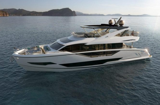 Sistership to motor yacht QUID NUNC - real photos of the yacht to follow