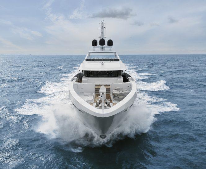 Motor yacht MOSKITO © Heesen
