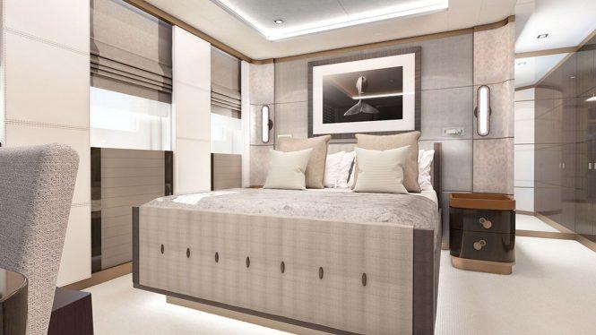 guest suite - rendering