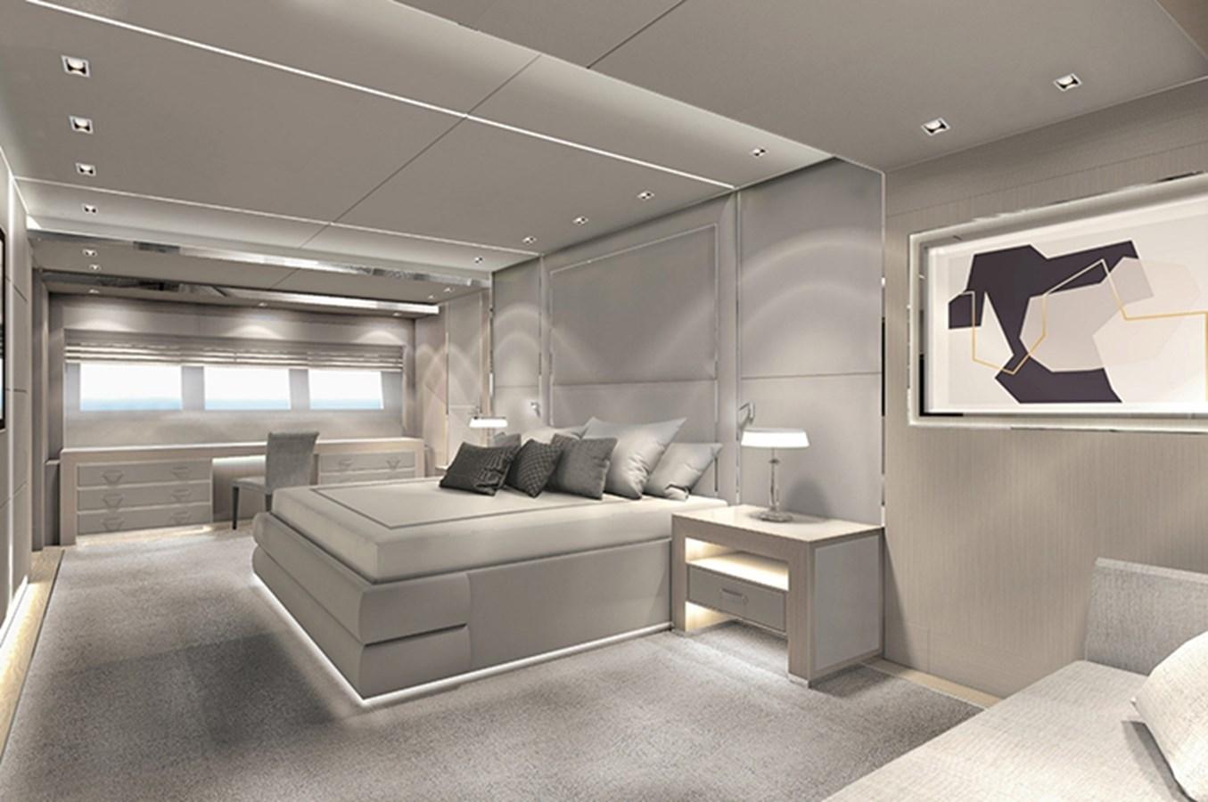 master cabin rendering