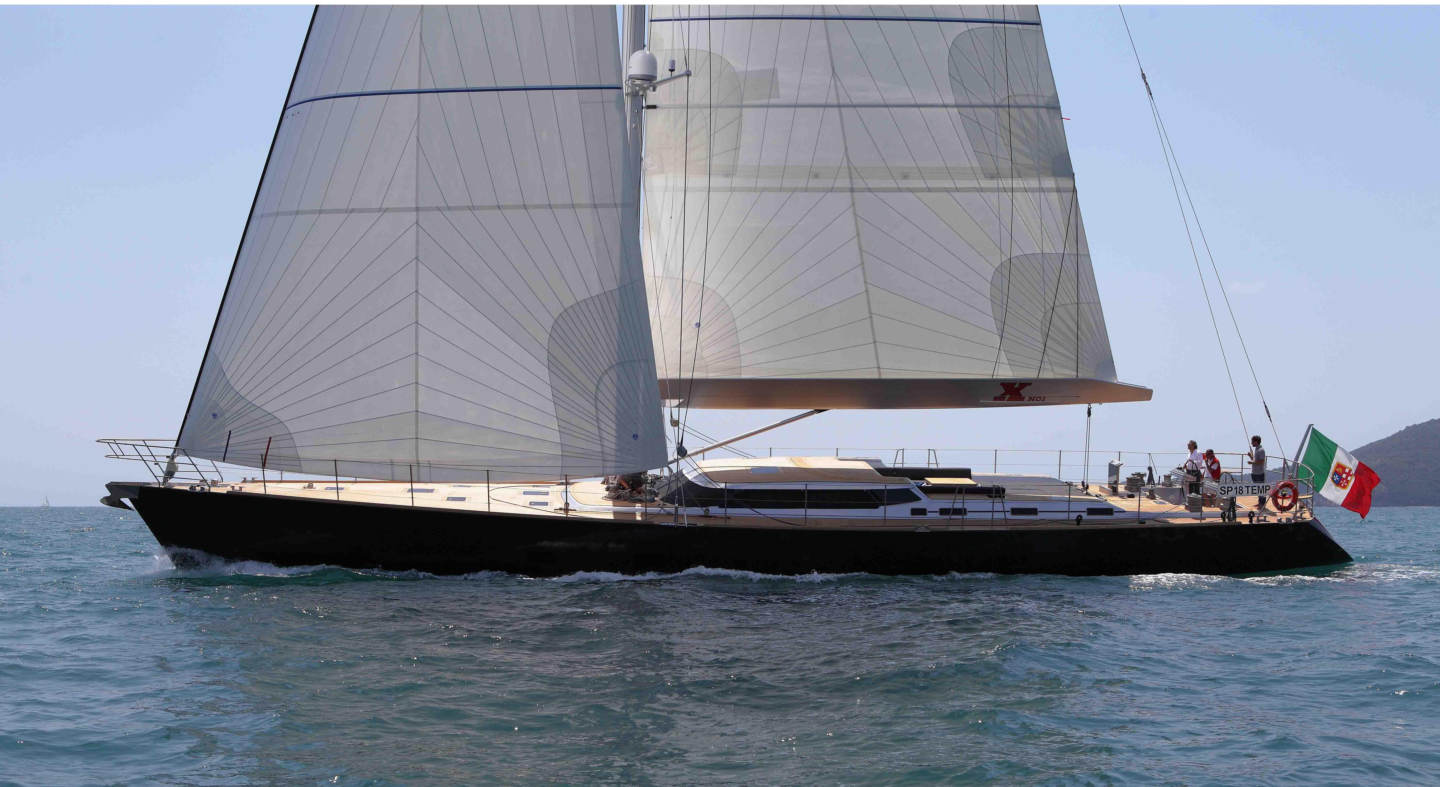 BLACK LION superyacht for charter