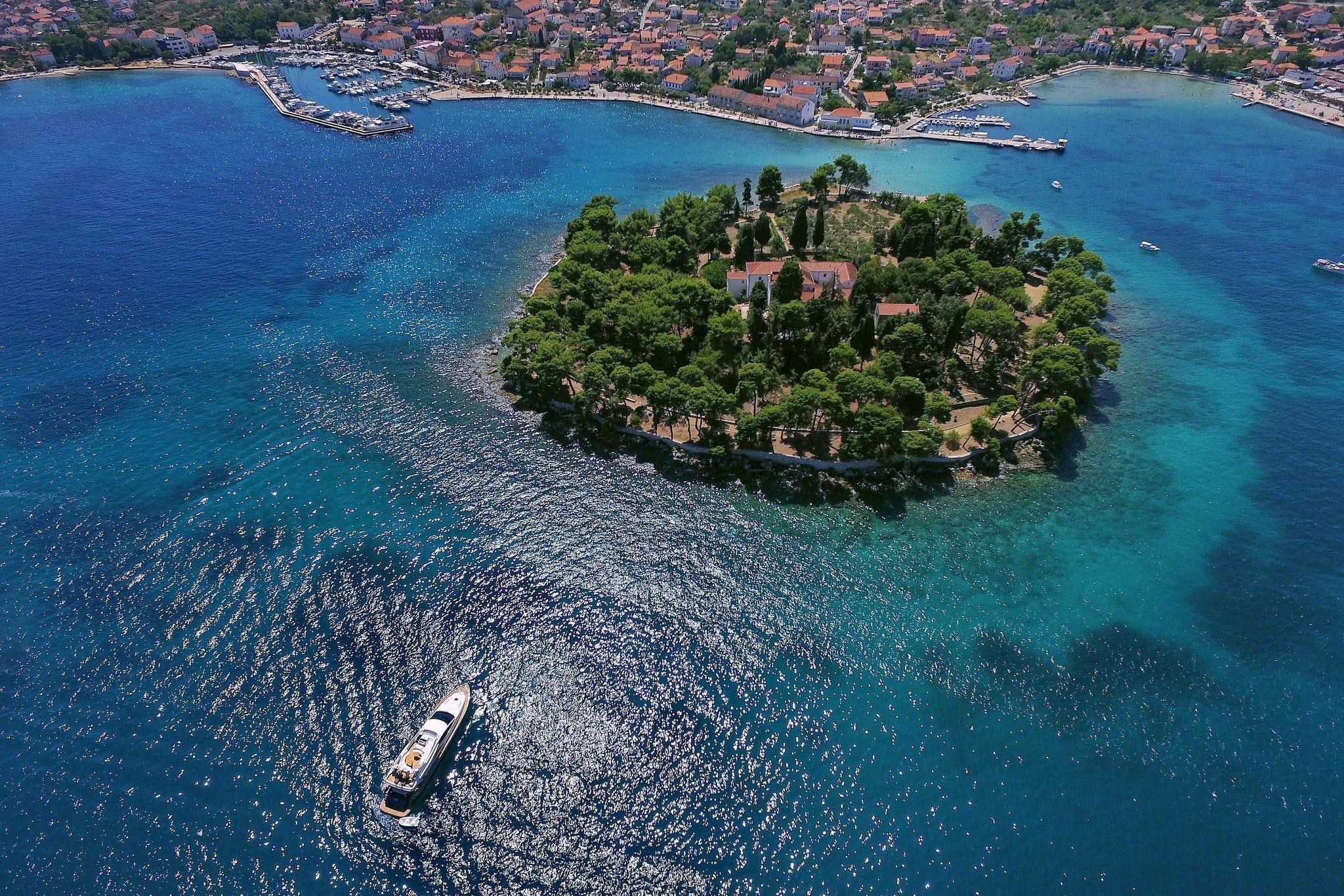 Beautiful Croatia - amazing destination for luxury yacht charter this summer