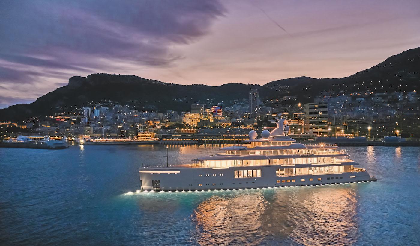 Benetti FB 272 MY Luminosity in Monaco
