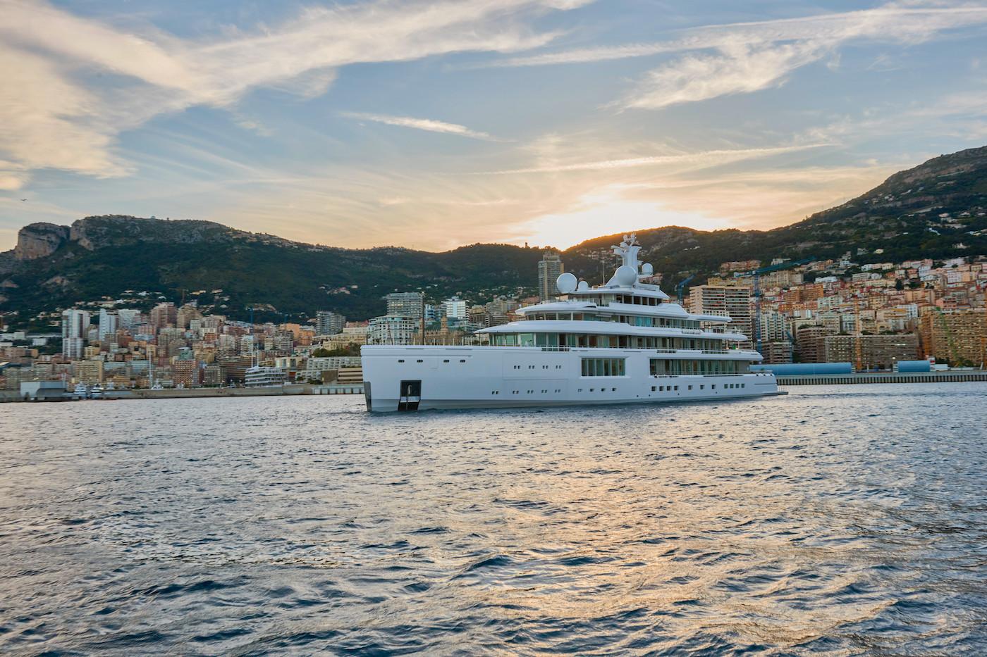 Benetti FB 272 superyacht Luminosity in Monaco 2021