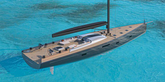 Luxury yacht NYUMBA by Southern Wind Shipyard