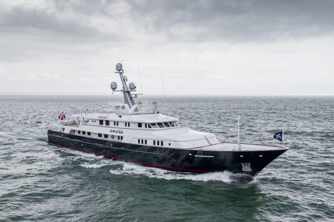 Motor yacht AMARA © Feadship