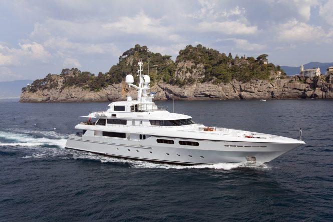 Motor yacht ELENA V