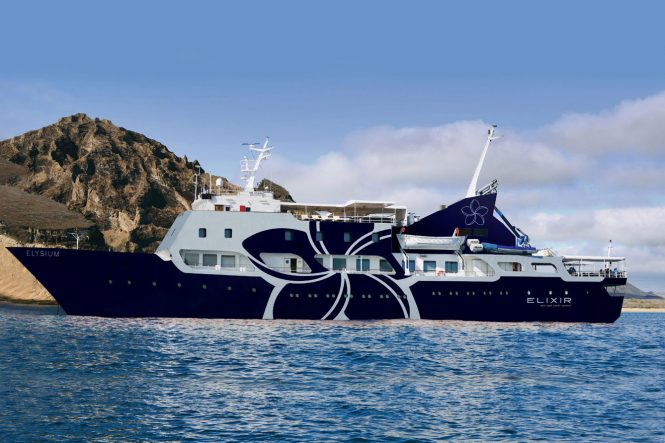 Luxury yacht EMERALD DREAM available in Greece