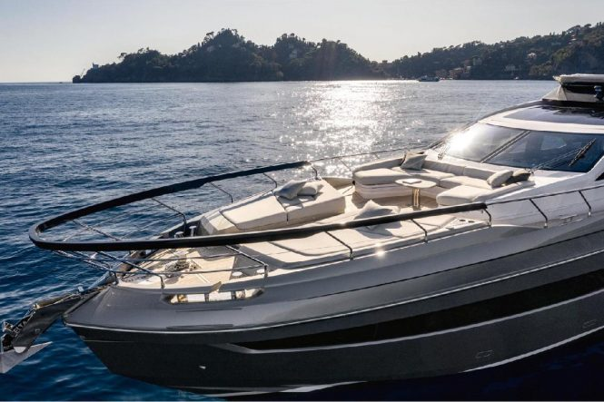 Motor yacht NEVER GIVE UP