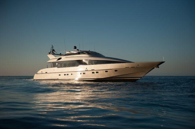 Motor yacht PANDION