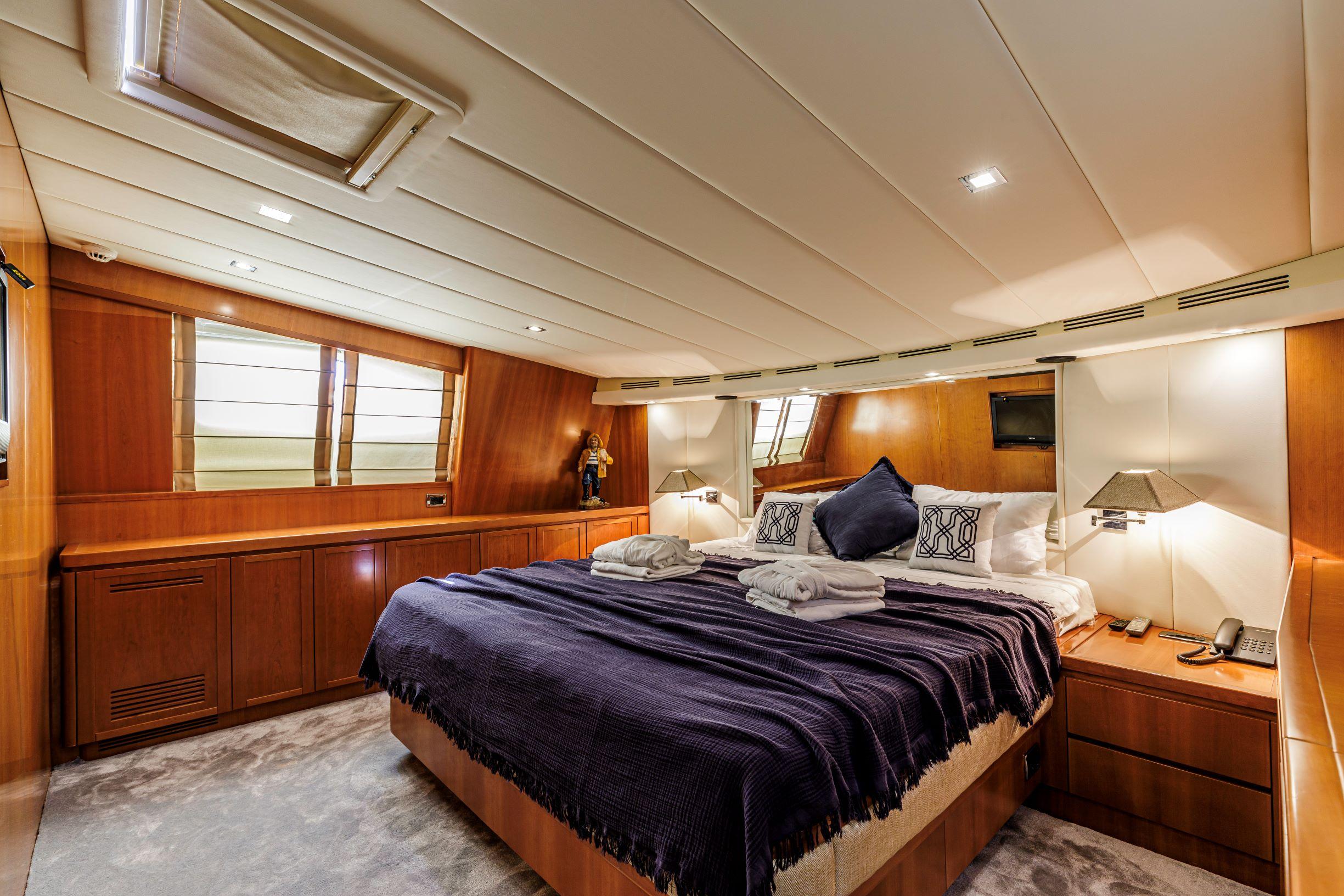 Main deck VIP Suite