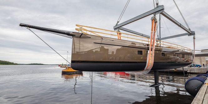 Sailing yacht Perseverance I launched by Baltic Yachts
