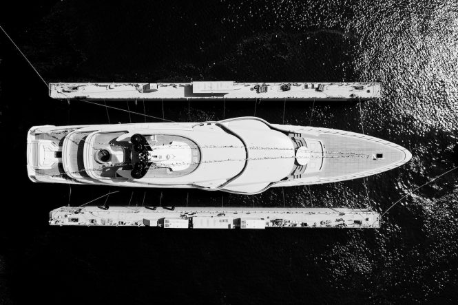TURQUOISE NB66 motor yacht ROE Launch © francisco martinez