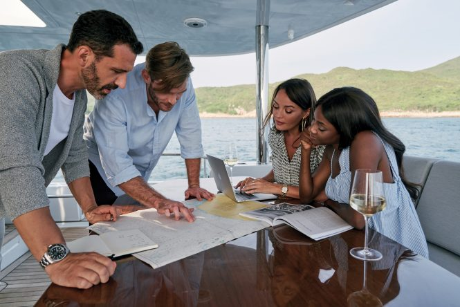 planning a yacht holiday