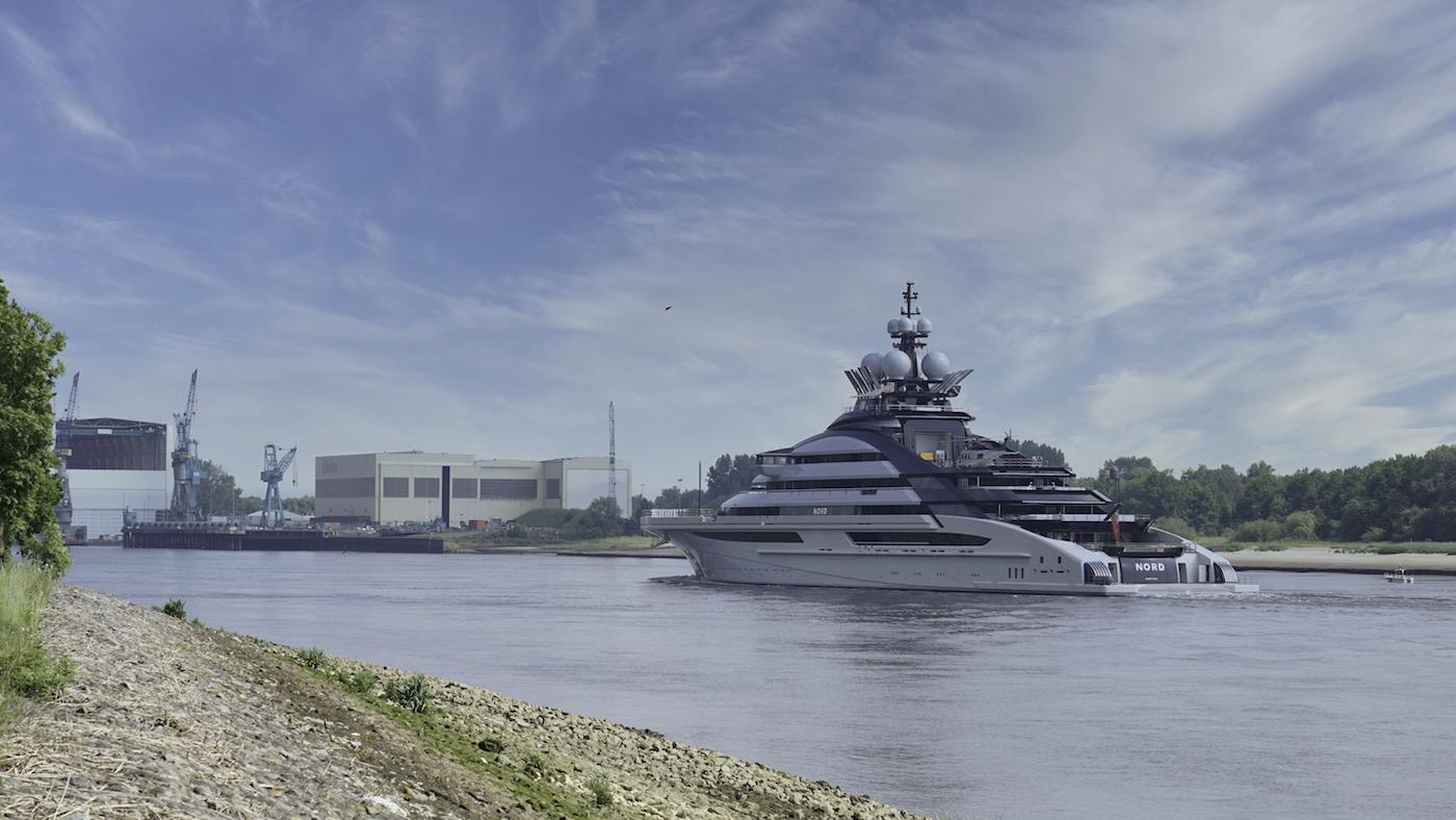 yacht NORD © DrDuu