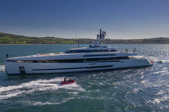 Motor yacht K2 by Columbus Yachts