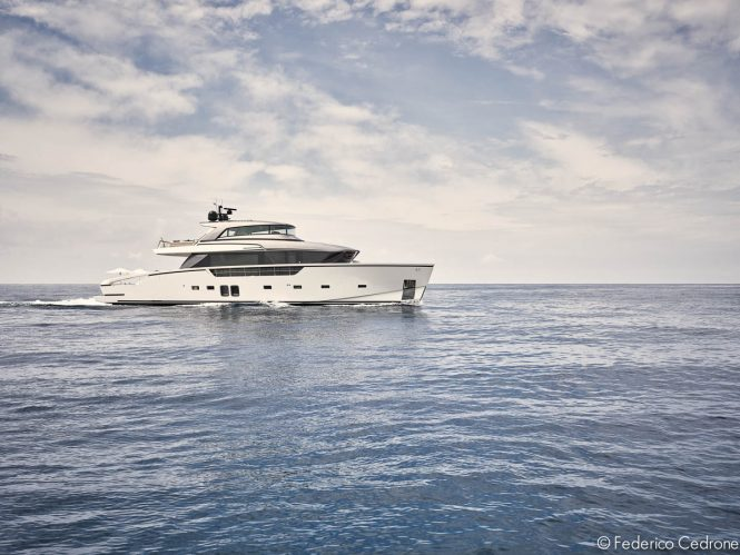 Motor yacht OCEAN SIX - © Federico Cedrone