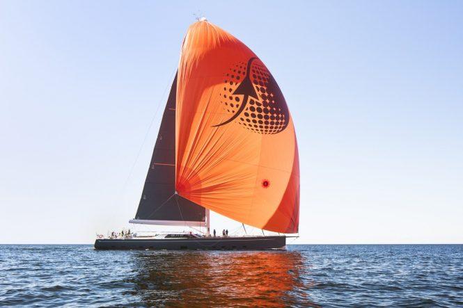 PATH superyacht © Baltic Yachts