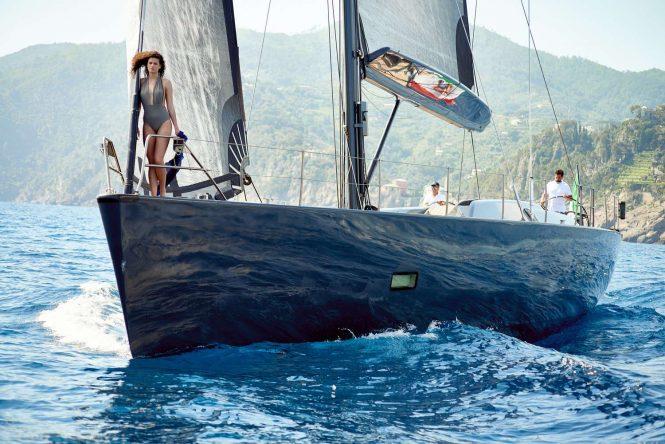 Sailing yacht AORI