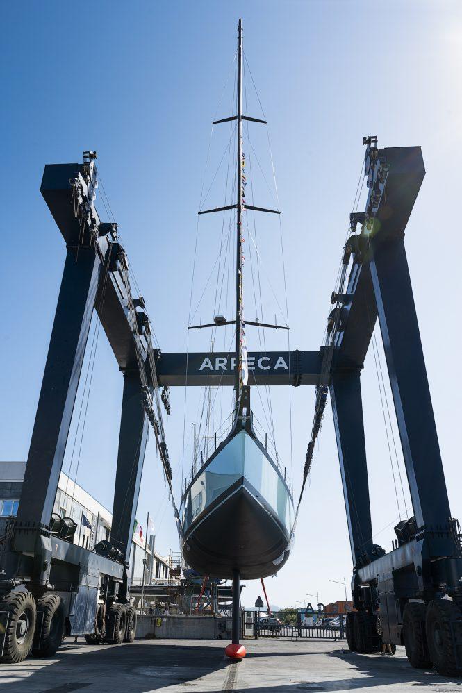 Vismara sailing yacht MOMI