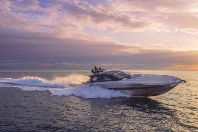 superyacht ALDABRA