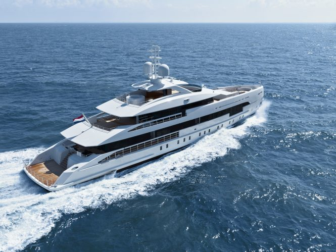 yacht ELA © Dick Holthuis