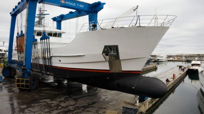 Lusben - My Far Far Away motor yacht