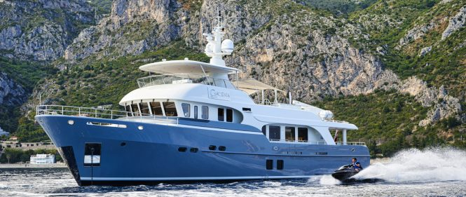 Motor yacht GALENA