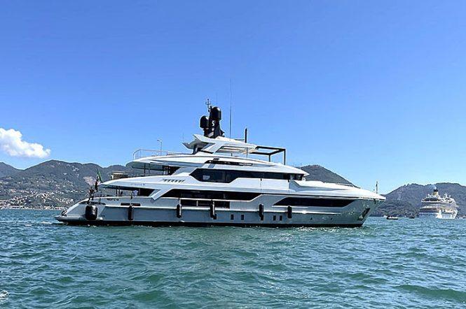 Baglietto motor yacht LION © Baglietto