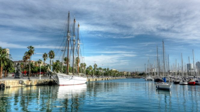 Beautiful Barcelona to discover on your vacation