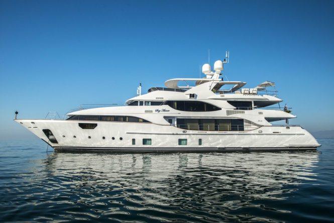 Motor yacht SOY AMOR
