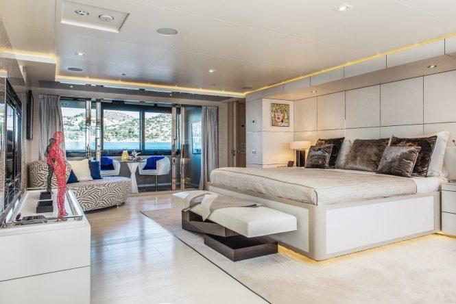 Spacious and elegant accommodation