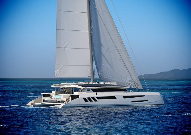 W-P 115ECO yacht cruising