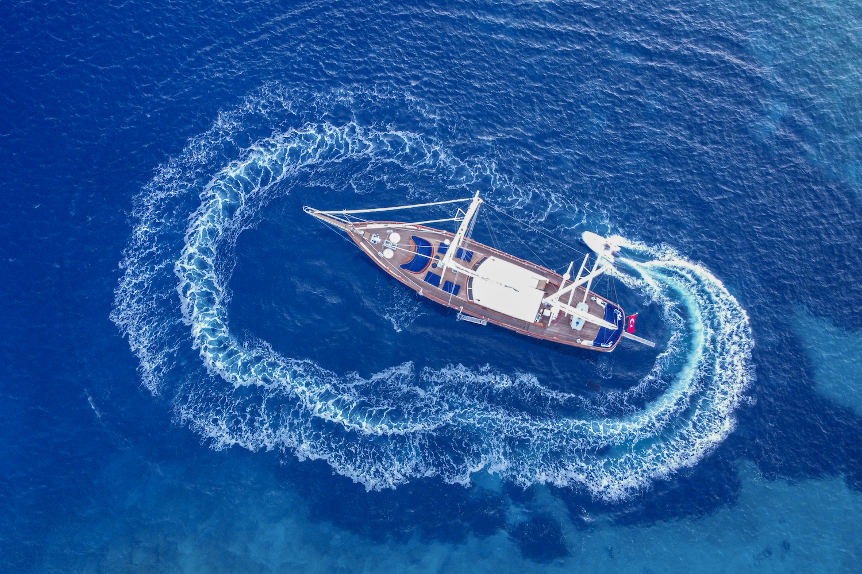luxury yacht BABYLON