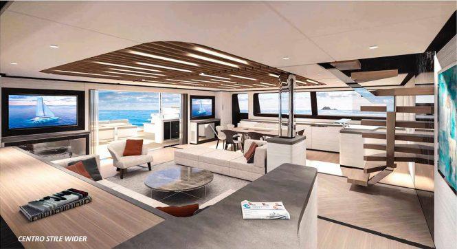 beautifully spacious interiors