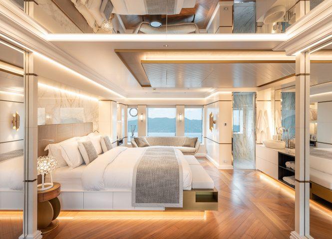 master suite with beautiful views © Credits Kerem Sanliman