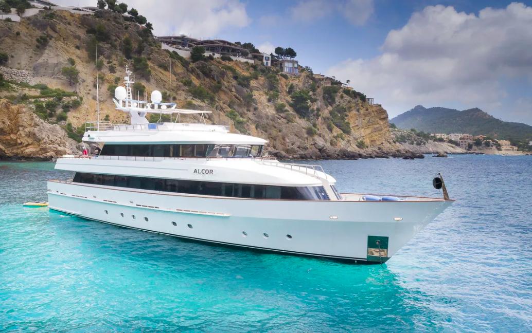 motor yacht ALCOR